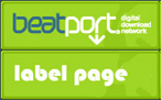 Beatport Label Page